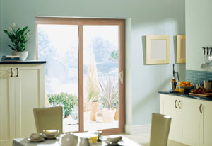 standard size patio door