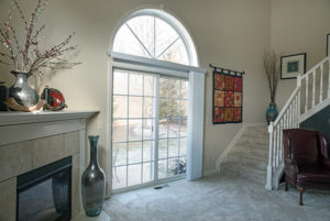 winterizing sliding patio door