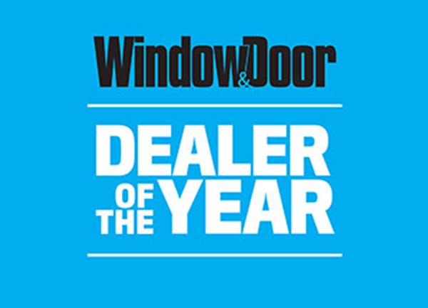 Window/Door Dealer of the Year
